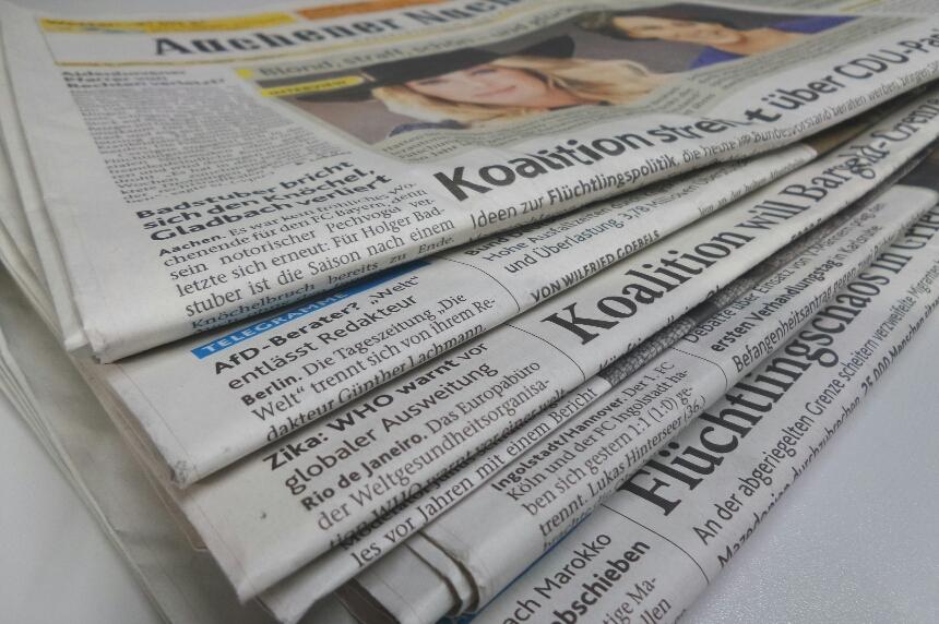 Presse- und Reportagefotografie