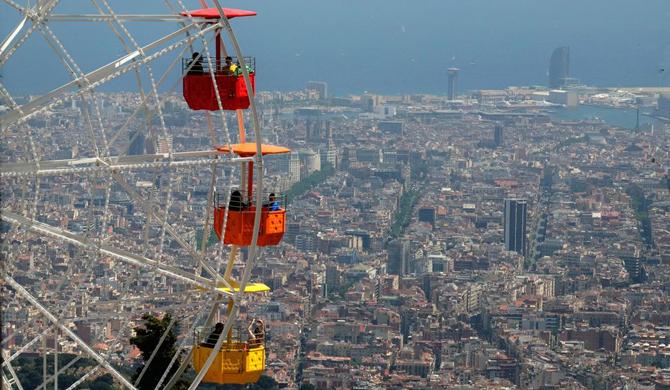 Barcelona Tibitabo